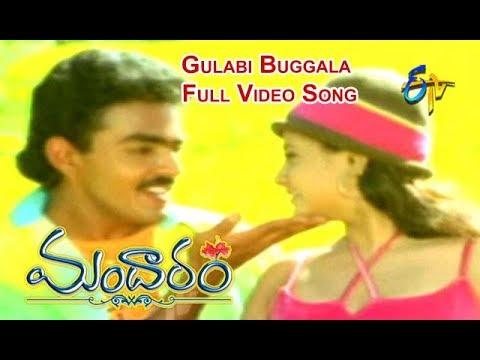Gulabi Buggala Full Video Song | Mandaram | Raghavendra | Laila Khan | ETV Cinema