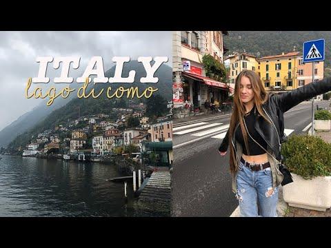ИТАЛЬЯНСКИЕ КАНИКУЛЫ #1 | как добраться до озера Комо из Бергамо