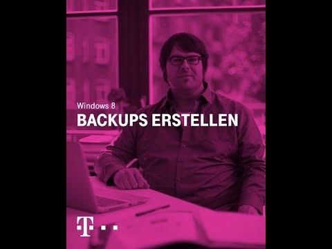 Social Media Post: Datensicherheit beginnt mit einem guten Backup Windows 8