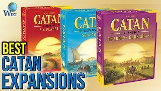 7 Best Catan Expansions 2017