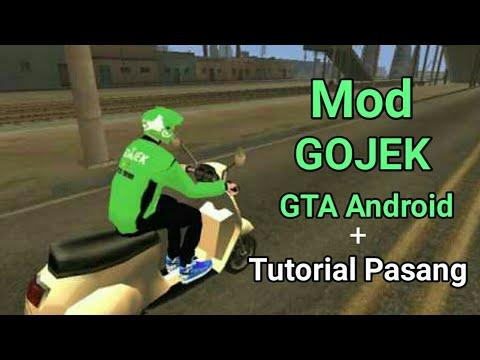 Mod GOJEK GTA SA Android + Tutorial Masang Mod   GTA SA Android