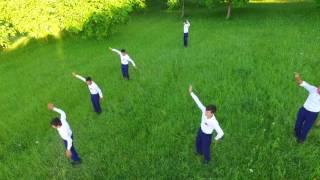 Кок жангак флешмоб 4-школа..