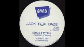 Gambar cover Serge & Tyrell - House Countdown (EPS Deng't Mix) (Clone Jack For Daze 015)