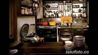Интерьер японской кухни - фото примеры дизайнов интерьеров