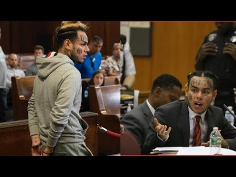 6ix9ine and Tr3yWay (Shotti) Facing 25 Years to Life in Prison on Multiple Counts of Racketeering. Mp3