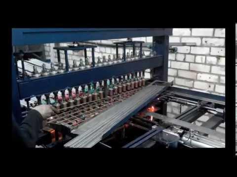 Видео Сетка рабица сварная ромбами ярославль