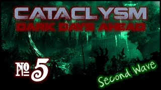Cataclysm:dda Second Wave - Episode 5 (wheelbarrow Warrior)