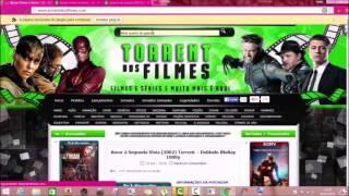 Como baixar Filme pelo Utorrent !