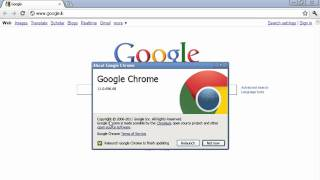 How to update your google chrome browser