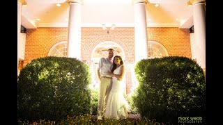 Sheena & EJ | Glade Creek Resort Wedding
