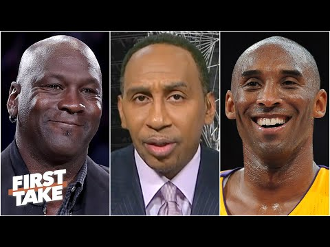 Stephen A. reacts to Michael Jordan being set to induct Kobe Bryant into the Hall of Fame