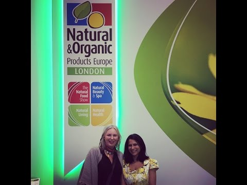 Natural and Organic Products Europe - London 2017
