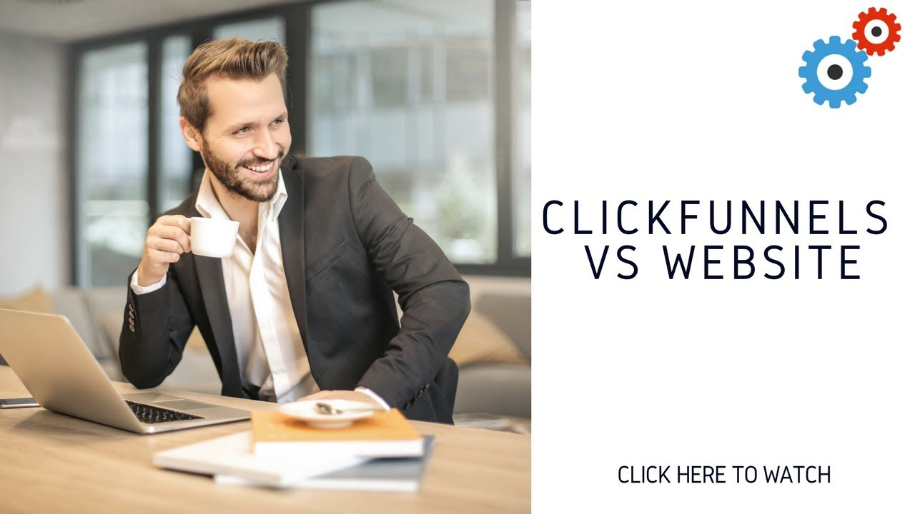 ClickFunnels Vs Website. What's The Best Option?