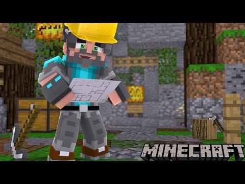 THINK THE BUILDER!!! | Minecraft Bed Wars