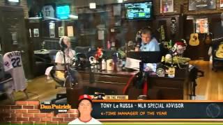 07 05 12 Tony La Russa Interview