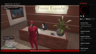 Playing GTA 5 with friends/subscribers