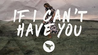 Shawn Mendes - If I Can't Have You (Lyrics) Gryffin Remix