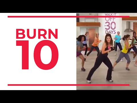 Burn 10 | Walk At Home | Fitness Videos