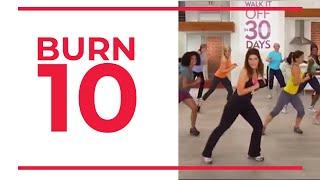Burn 10 | Walk At Home | Fitness Videos
