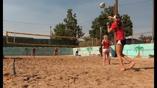 AVP FIRST ALBUQUERQUE (NM) + AAU NATIONAL QUALIFIER (Lake Havasu City, AZ) Highlights