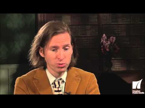 Ernie Manouse Interviews Wes Anderson