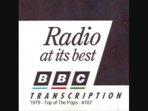 Gary Numan - Complex - 1979 Top of the Pops Radio Broadcast