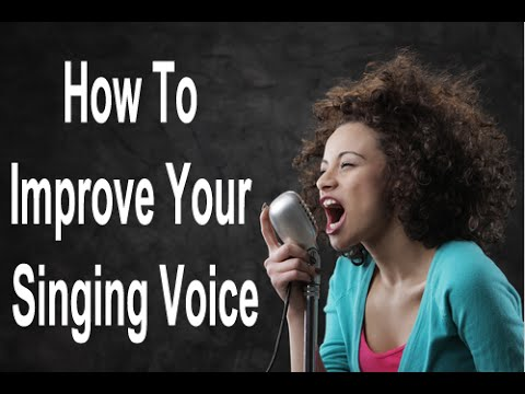 How To Improve Singing : how to improve your singing voice how to train your voice youtube ~ Russianpoet.info Haus und Dekorationen