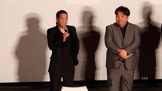 3月31日、劇団EXILEの青柳翔が主演を務め、世界三大映画祭のひとつ、モ...