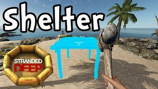 "Stranded Deep E03 ""building Shelter!"" (sandbox Survival 1080p60)"