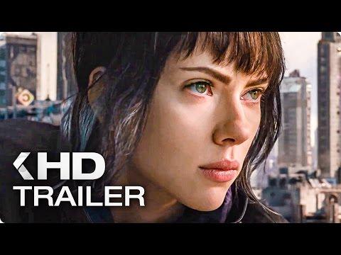 GHOST IN THE SHELL Trailer 2 German Deutsch (2017)