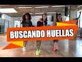 BUSCANDO HUELLAS Major Lazer Ft J Balvin Sean Paul ZUMBA Con ALBA DURAN mp3