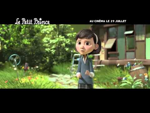 The Little Prince / Le Petit Prince (2015) - Trailer French