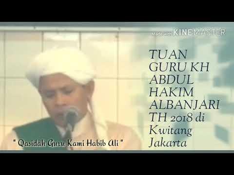 Syair Guru Kami Habib Ali