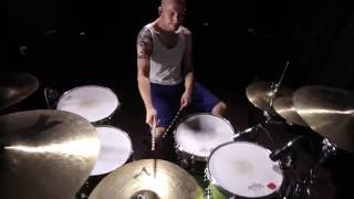 SuperStereo - Bent a neved DRUMCOVER by Szepesi Viktor