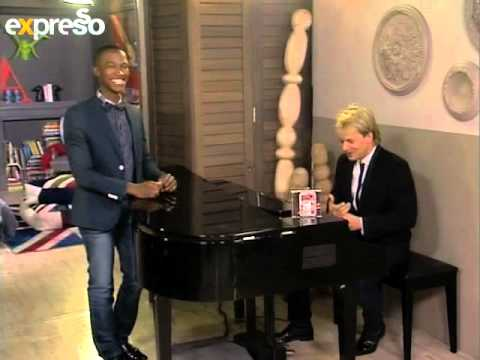 Interview with Charl du Plessis Trio (15.10.2012)