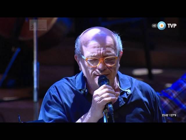 Cristálida - Homenaje a Spinetta en el CCK - 13-12-15