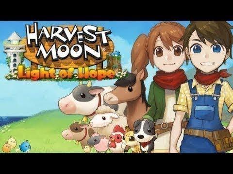 harvest moon light of hope makeing money fast