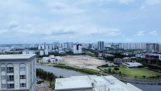 Một thoáng cảnh khu dân cư Trung Sơn quay bằng Mavic Mini