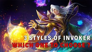 Invoker ULTIMATE Guide pt1  ft Miracle, Fata, Noone, Cr1t
