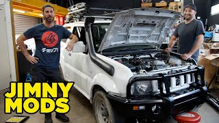 4X4 Jimny Build - Essential Off Road Mods