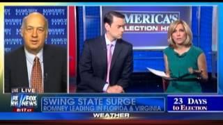 Rasmussen Poll: Romney Leading Obama Nationwide