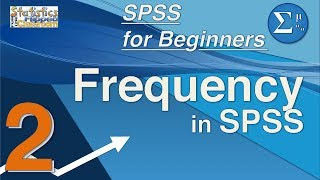 02 SPSS for Beginners - Frequency