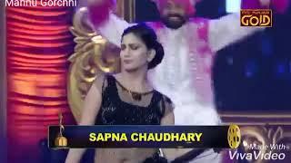 #letest Sapna Choudhary Live Dance Performance At PTC Punjabi Film Awards