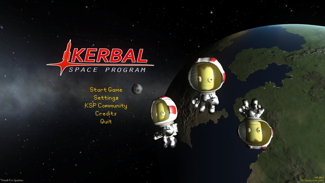 Kerbal Space Program #25 - Mun Base Alpha - YouTube