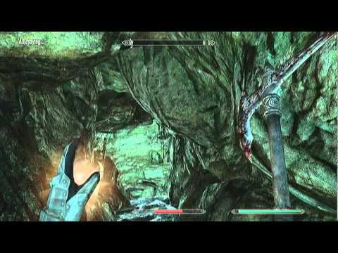 Skyrim Lets Play Narzulbur Mini Quest Location Youtube