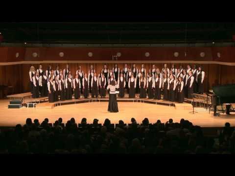 Georgia Children's Chorus - The Dove And The Maple Tree