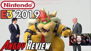 Nintendo E3 2019 Press Conference Live - Angry Review