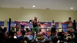 """""""The Prince of Pop Culture"""" Ty Romine & """"Mr.Fitness"""" Slim Trimmins vs The New School FWF: Rampage"""