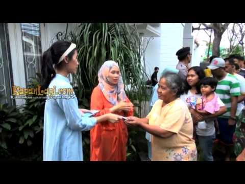 Intip Garasi Away Ala Keluarga Alika