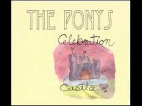 The Ponys - Get Black